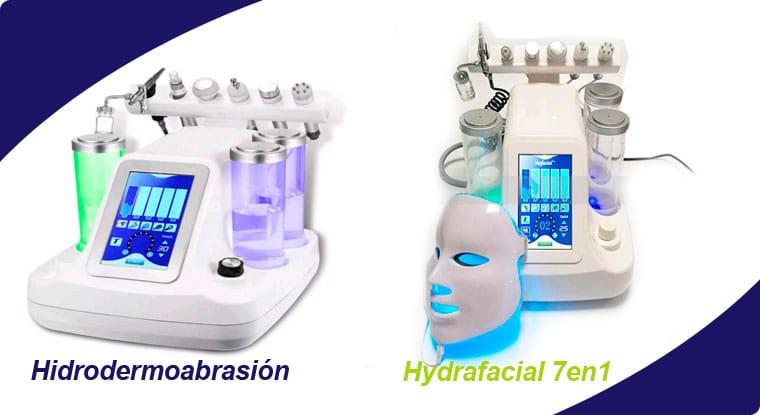 aparatologia hydrafacial hydra1 hydra2