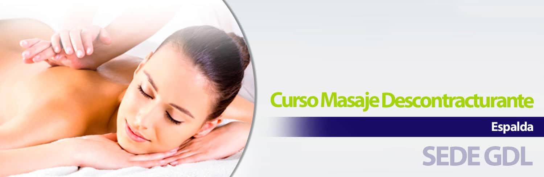 banner curso masaje descontracturante espalda