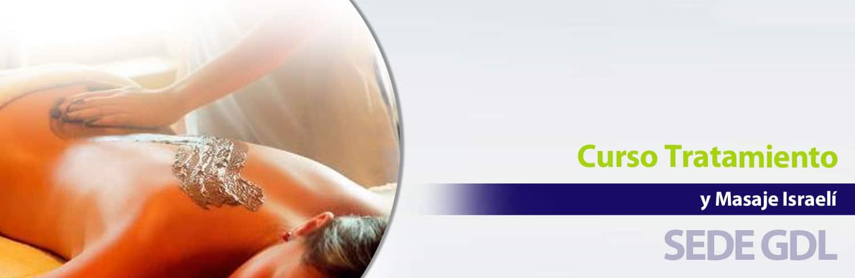 banner curso tratamiento y masaje israeli