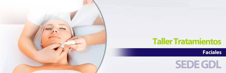 banner taller tratamientos faciales