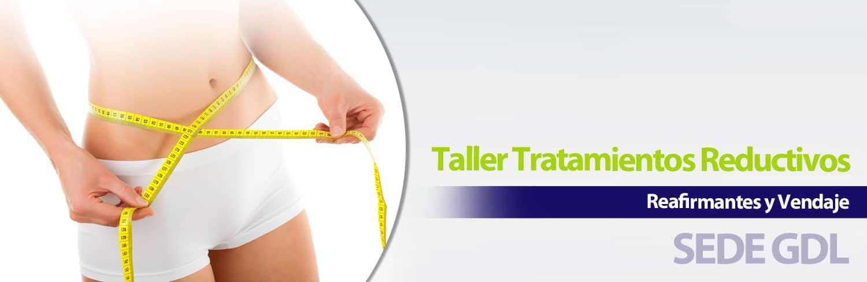 banner taller tratamientos reductivos reafirmantes y vendaje
