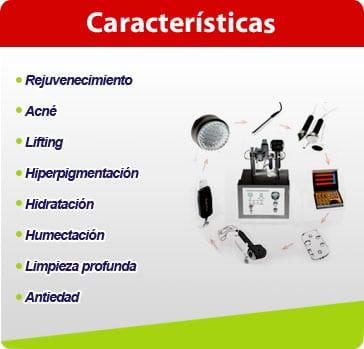 caracteristicas microdermoabrasion 5en1