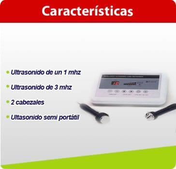 caracteristicas ultrasonido uld01