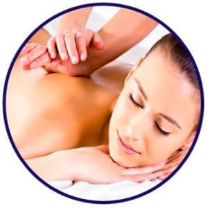 curso masaje descontracturante espalda