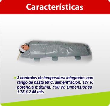 manta termica clave t01ms00
