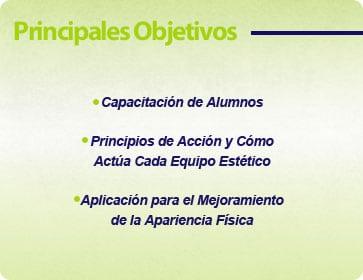 objetivos curso teorico practico de aparatologia basica y de vanguardia
