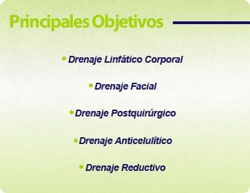 objetivos especialidades corporales modulo2 drenaje linfatico y postquirurgico