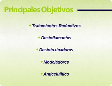 objetivos especializacion corporales masajes y tratamiento reductivo