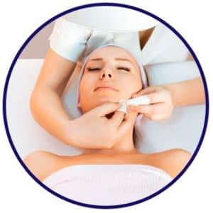 taller tratamientos faciales